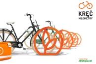 Miasta rywalizują o stojaki rowerowe