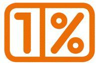 Twój 1% ma znaczenie