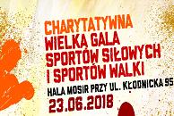 Wielka Gala Sportów Siłowych i Sportów Walki