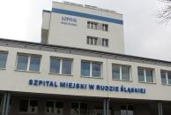 Rudzki szpital w sieci